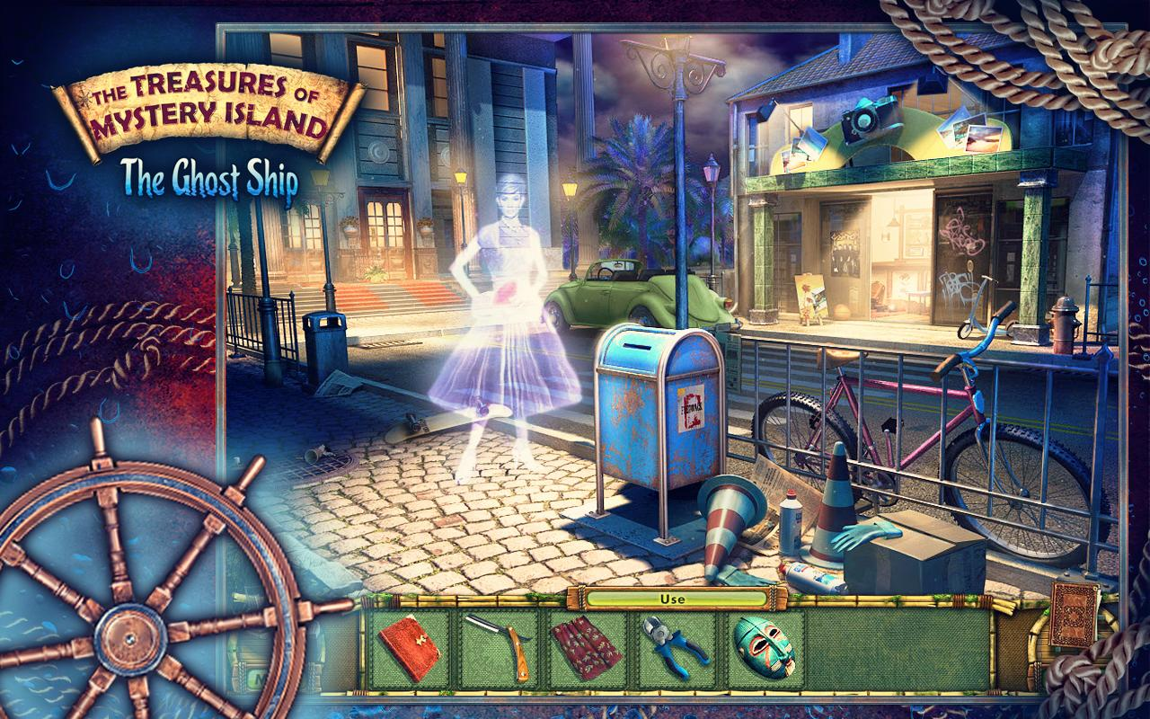 the treasures of mystery island download free