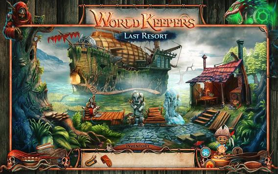 World Keepers:Last Resort Free poster