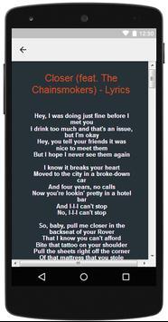 Halsey Songs & Lyrics apk screenshot