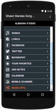 Shawn Mendes  Songs & Lyrics screenshot 5