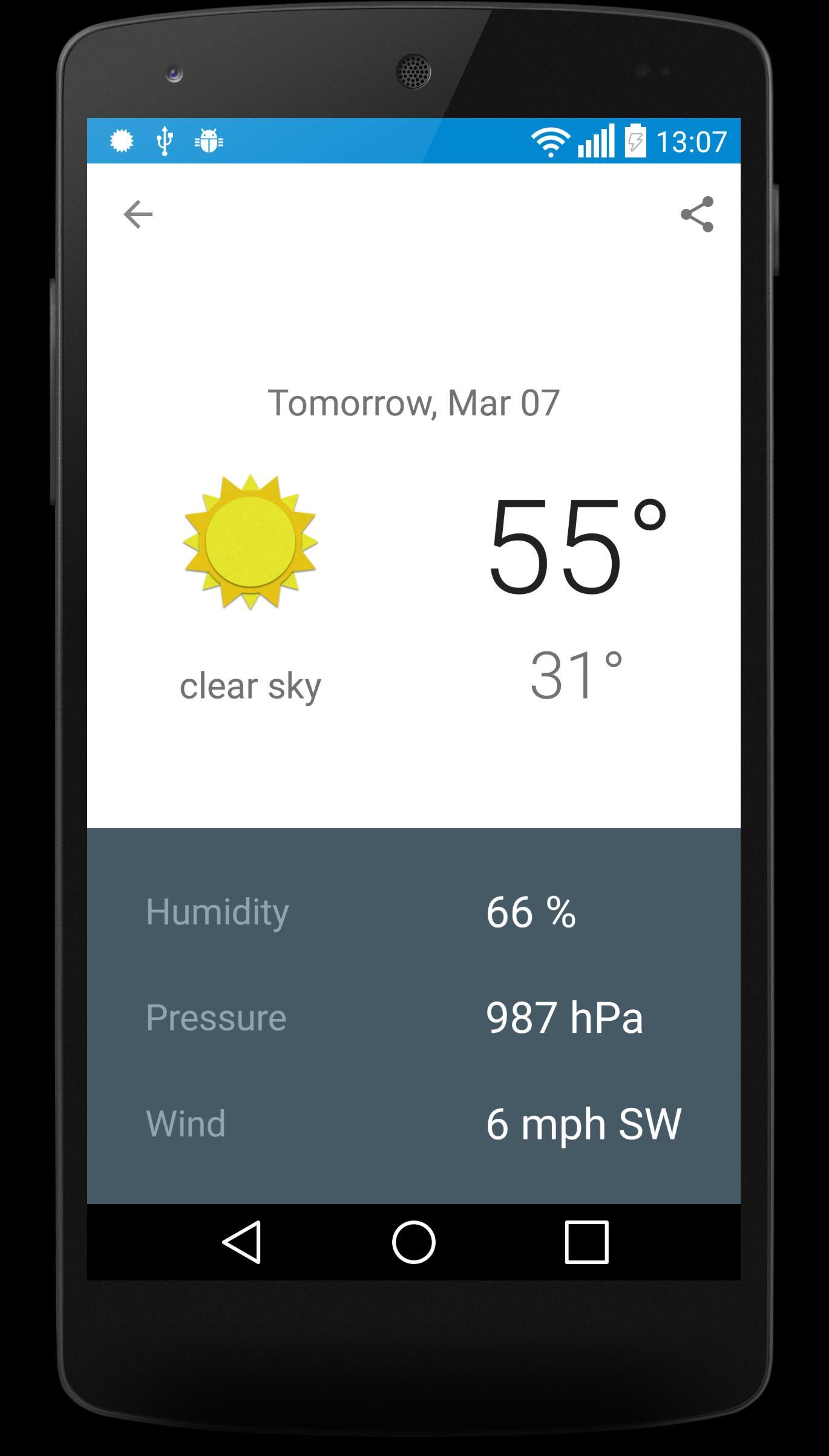 Huntsville, AL - weather for Android - APK Download