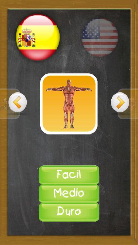 Aprender anatomia humana niños Descarga APK - Gratis Educación ...