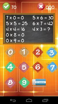 Children learn to multiply apk screenshot