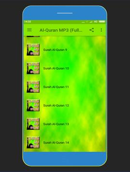 Al-Quran MP3 KOMPLIT screenshot 2