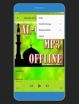 Al-Quran MP3 KOMPLIT screenshot 3