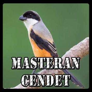 Masteran Burung Cendet JUARA poster