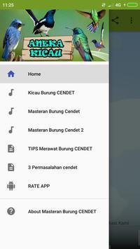 Masteran Burung Cendet JUARA screenshot 1