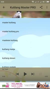 TOP Kicau Kutilang MASTER screenshot 4