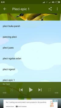 TOP Kicau Pleci screenshot 3