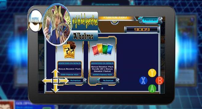 Tips yu gi oh duel generations apk screenshot