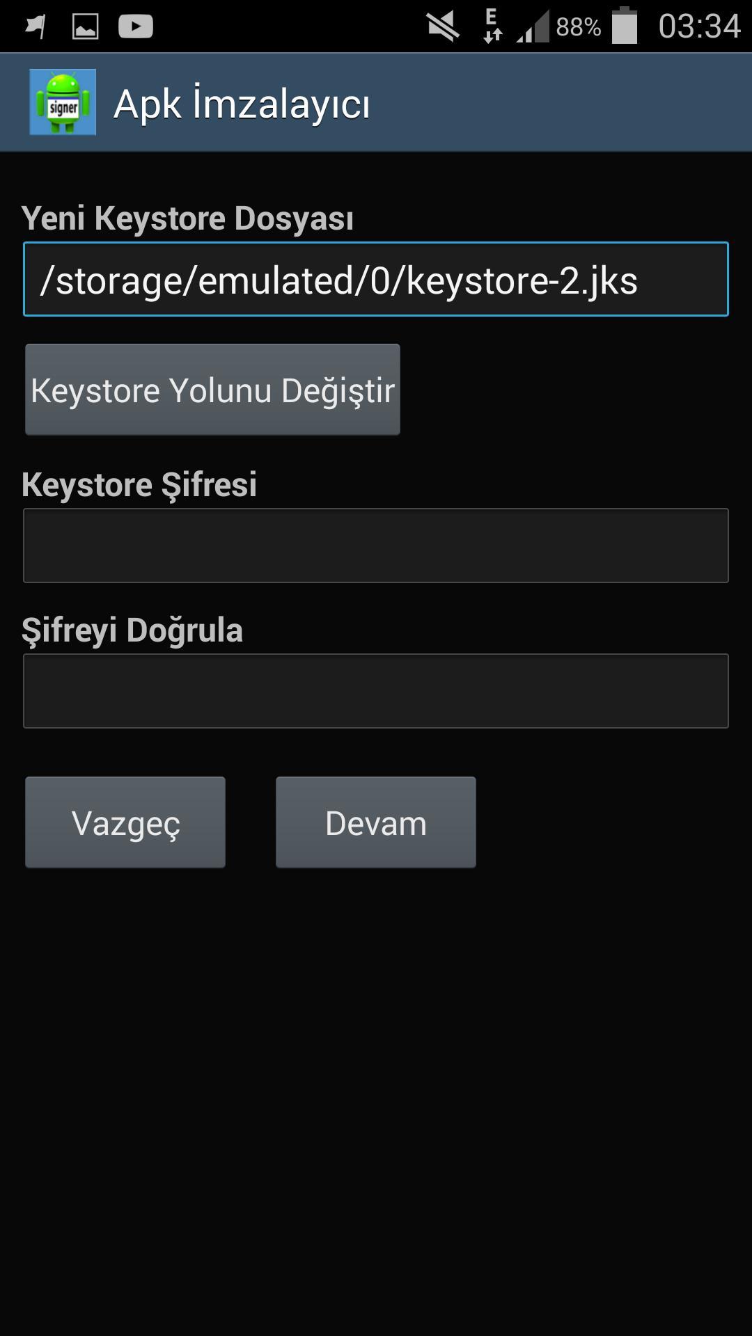 Apk Signer Orijinal for Android - APK Download