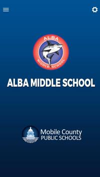Alba Middle poster
