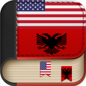 English to Albanian Dictionary icon