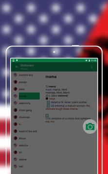 English to Albanian Dictionary apk screenshot