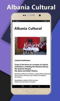 Albania map screenshot 1
