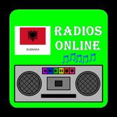 Albania radio free icon