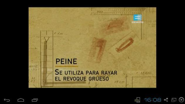 Curso de albañileria screenshot 8