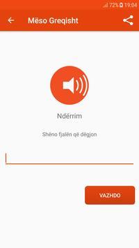 Mëso Greqisht screenshot 6