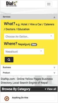 Dial Nepal apk screenshot