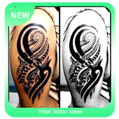 Tribal Tattoo Ideas icon