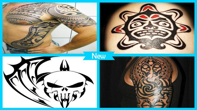 Tribal Tattoo Ideas apk screenshot