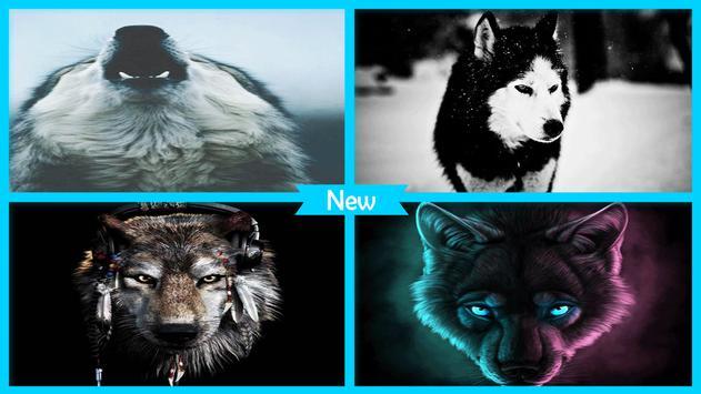 Wolf Wallpaper screenshot 4