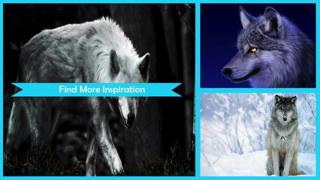 Wolf Wallpaper poster
