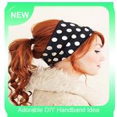 Adorable DIY Handband Idea icon