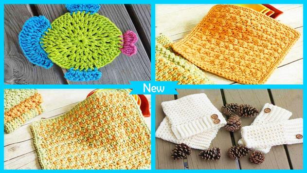 Impresionante Crochet Paño Patrones for Android - APK Download