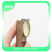 Easy DIY Bottle Opener icon