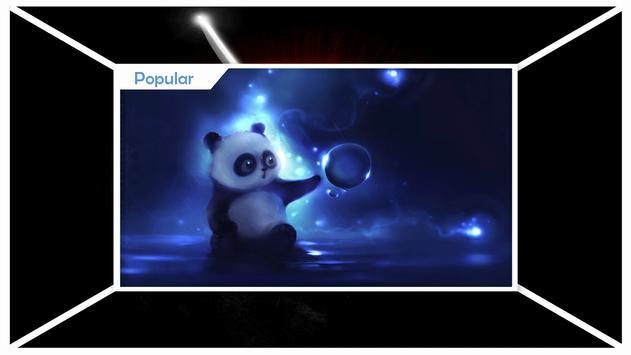 Panda Wallpaper apk screenshot