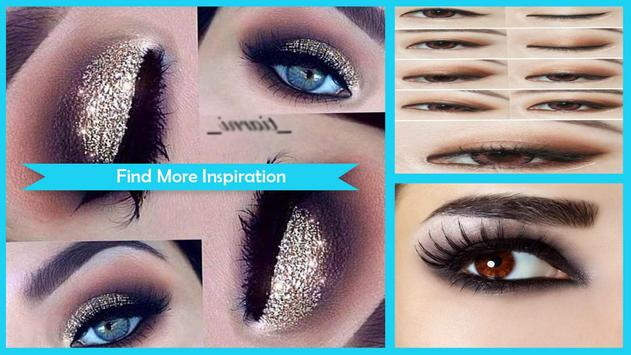 Beauty Evening Eye Makeup screenshot 1