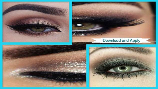 Beauty Evening Eye Makeup screenshot 2