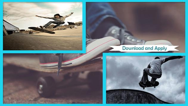 Skateboard Wallpaper apk screenshot