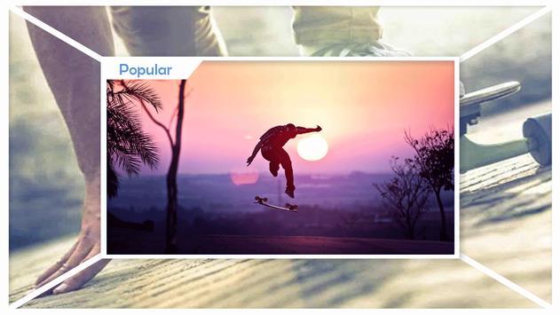 Skateboard Wallpaper screenshot 2