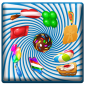 2048 Candy icon