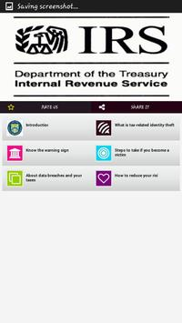 IRS - 2018 Guide apk screenshot