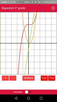 Equazioni Terzo Grado screenshot 4