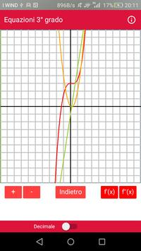 Equazioni Terzo Grado screenshot 5