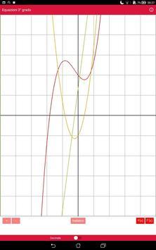 Equazioni Terzo Grado screenshot 15