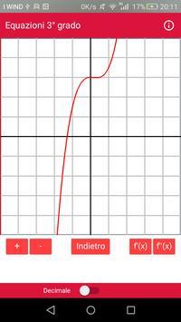 Equazioni Terzo Grado screenshot 2