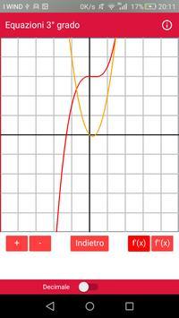 Equazioni Terzo Grado screenshot 3