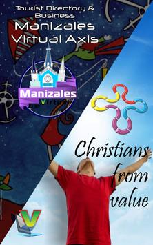 Virtual Axis Manizales poster
