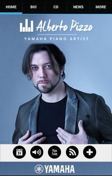 Alberto Pizzo, pianist plakat