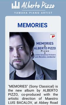 Alberto Pizzo, pianist screenshot 1