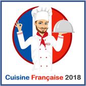 Cuisine Française 2018 icon
