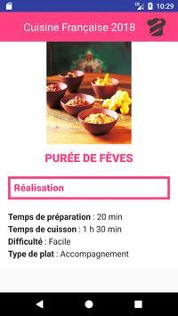 Cuisine Française 2018 screenshot 1