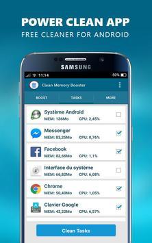 Power Cleaner App apk screenshot