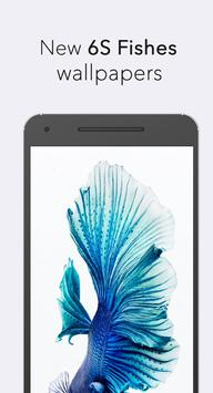 6S Wallpaper Fishes - FREE! apk screenshot