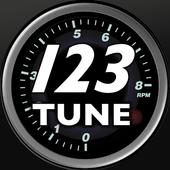 123\Tune+ icon